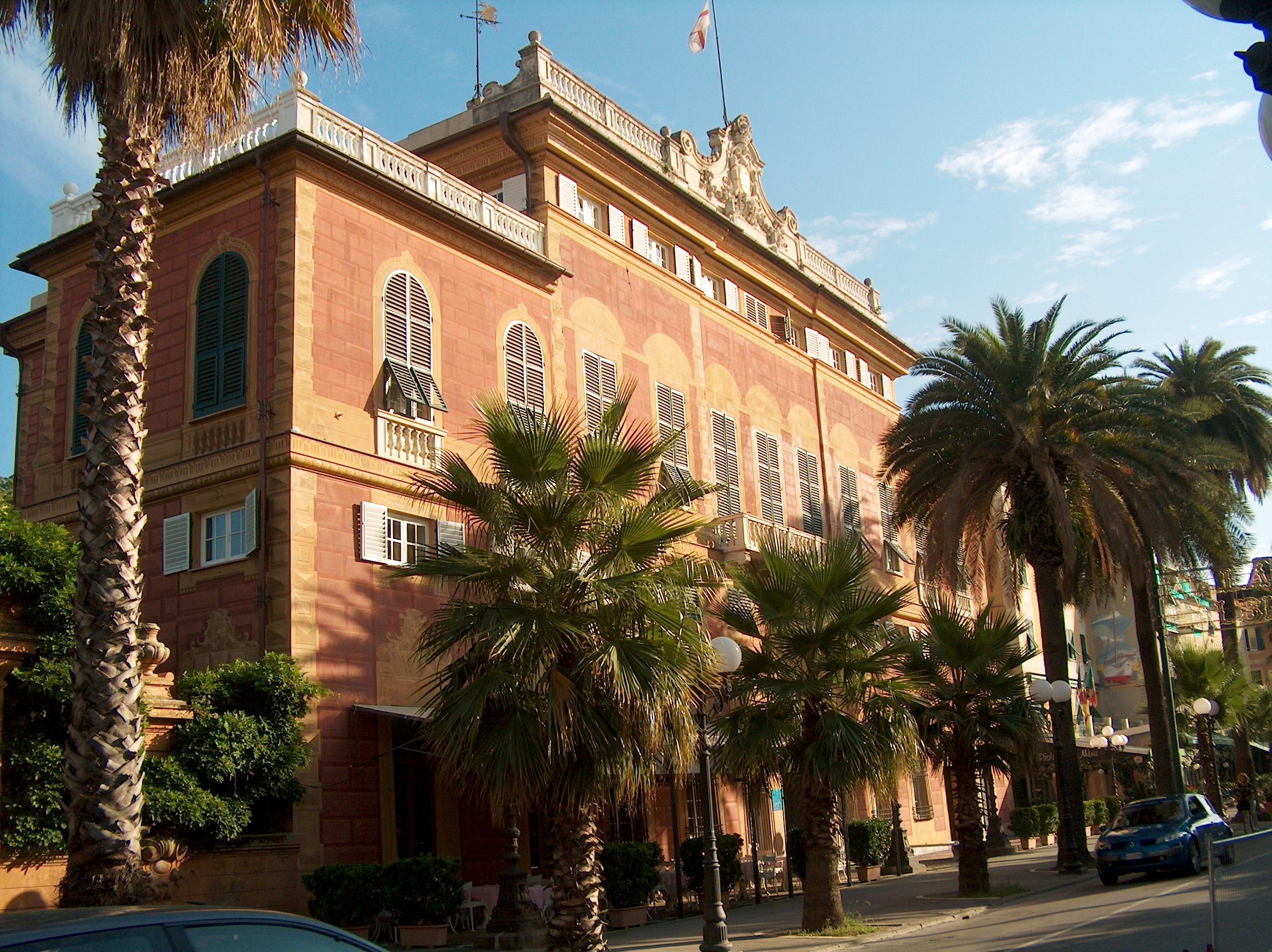 Hotel Villa Delle Pesche Sestri Levante Ge